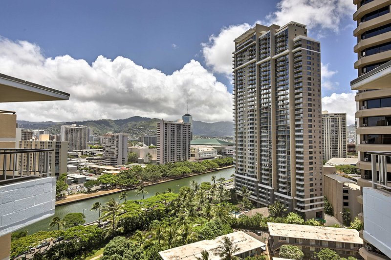 Welcome to your updated Honolulu vacation rental condo!