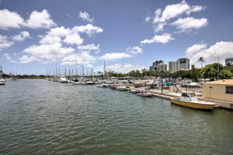 You'll be only minutes from local attractions and the water!