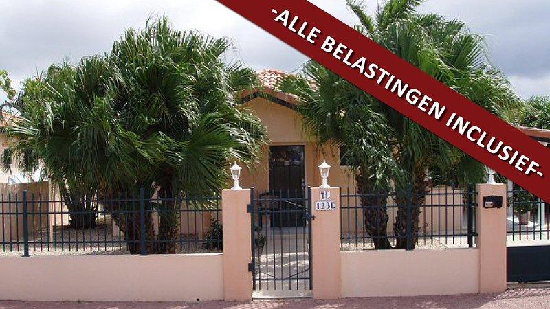 Arubahome- Sfeervol vakantiehuis op Aruba, holiday rental in Oranjestad