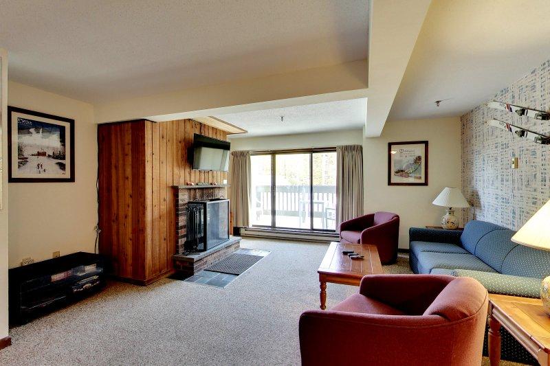 Mt Green 3-B15, holiday rental in Rutland