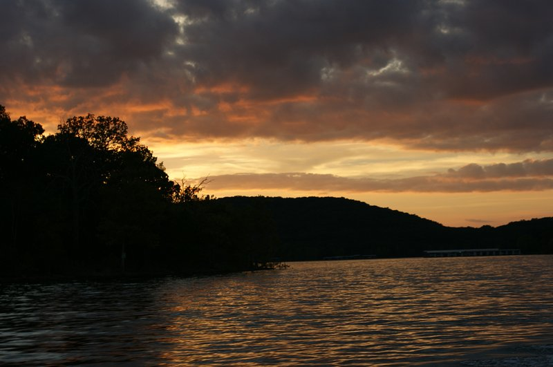 Les meilleurs couchers de soleil autour!
