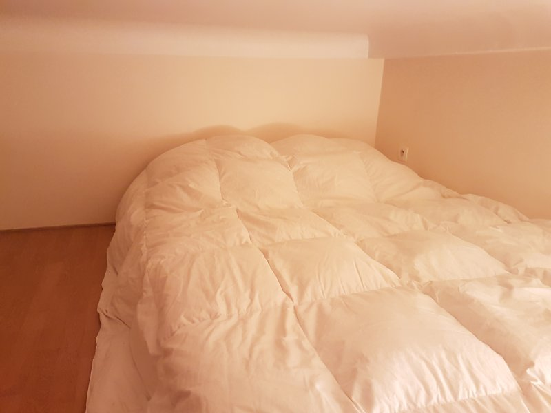Large bed mattress for 2 persons