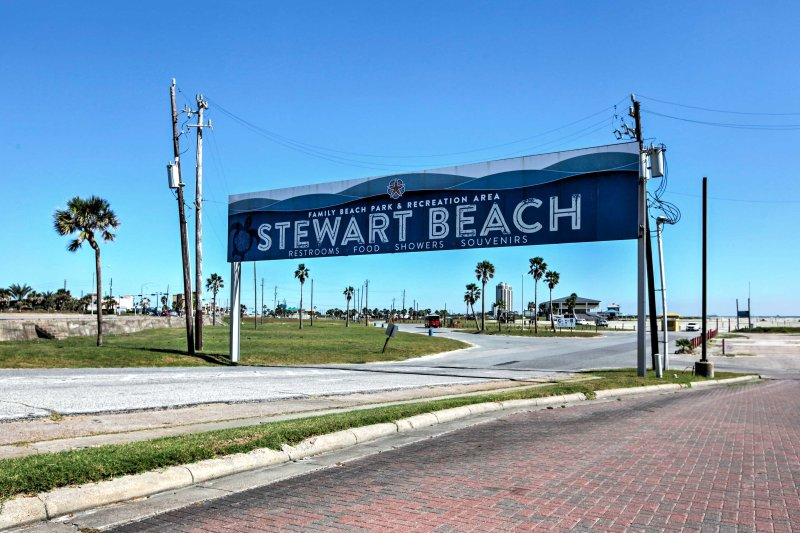 Stewart Beach and Porretto Beach are just a short walk from the home!