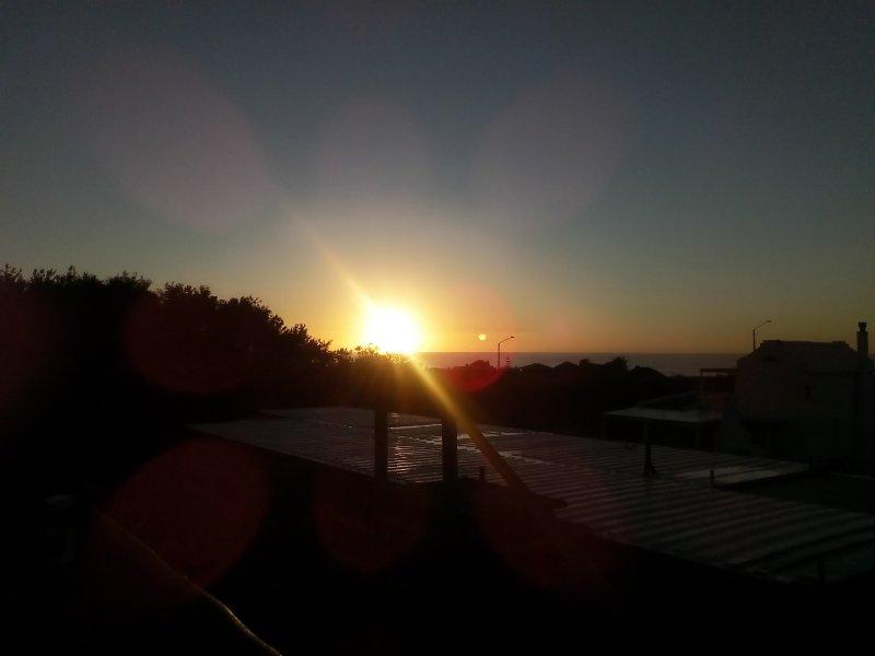 alquiler temporada duplex hermosa vista al mar, vacation rental in Manantiales