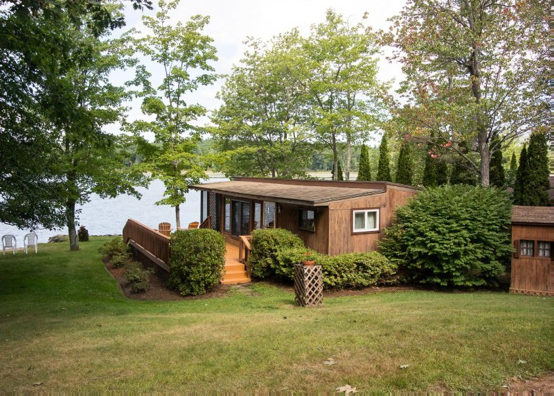 Lake Shell Camp - WF - 394, vacation rental in Northfield