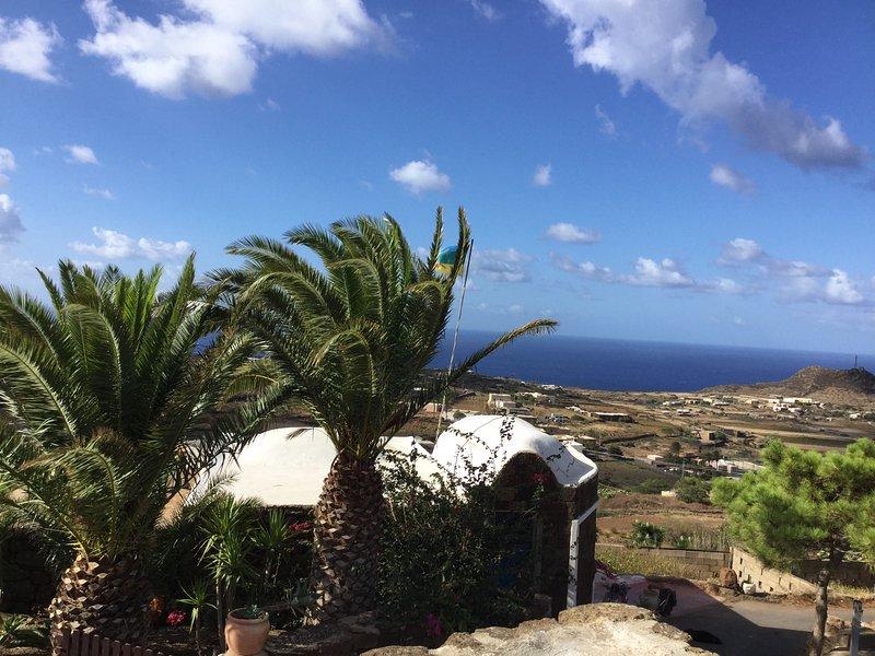 Dammuso Gebel, alquiler de vacaciones en Pantelleria