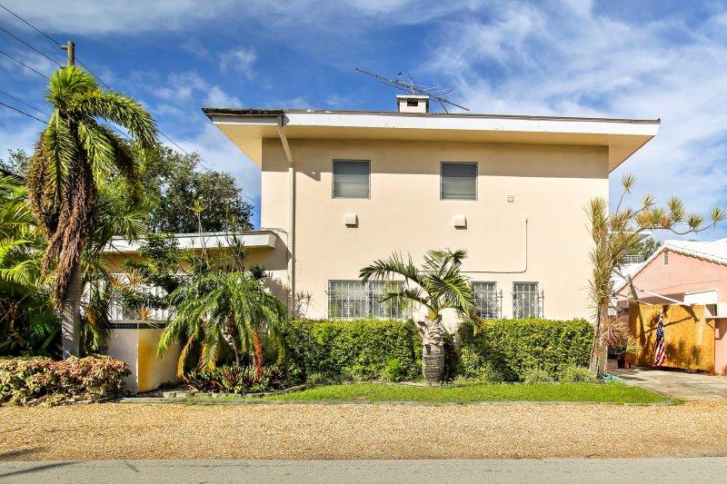 Questa casa offre un facile accesso a negozi, ristoranti e splendide spiagge!