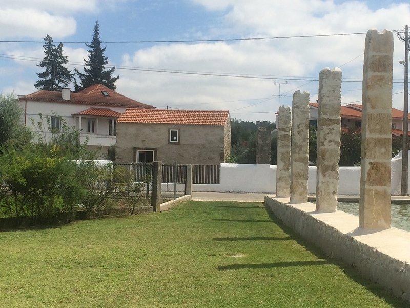 Casa da Azenha do Castellum, alquiler vacacional en Penela