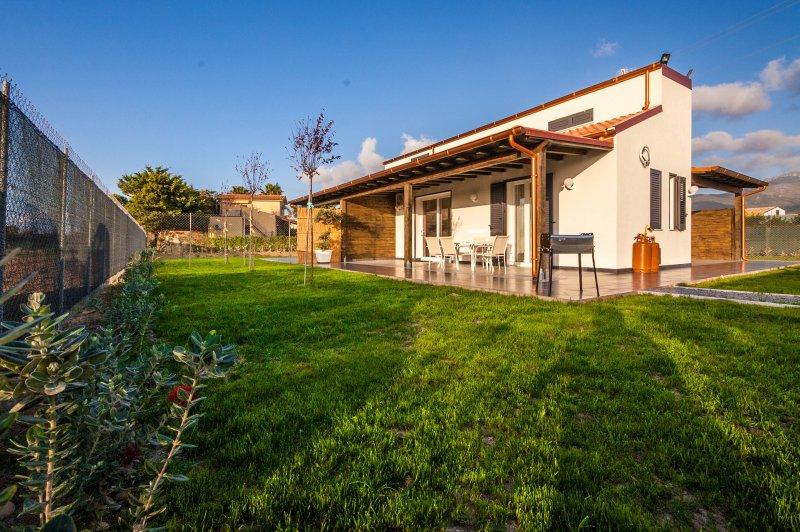 Villa Pasquale, holiday rental in Lascari