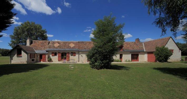La Petite Trigaliere - Domaine de la Trigalière, Centre Val de Loire, holiday rental in Mazieres-de-Touraine