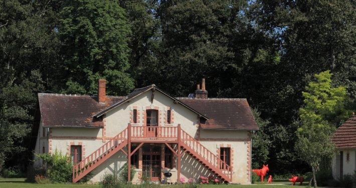 Le Potager - Rempotoir - Domaine de la Trigalière, Centre Val de Loire, holiday rental in Mazieres-de-Touraine