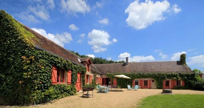 Le Souchet- Domaine de laTrigalière, Centre Val de Loire, holiday rental in Mazieres-de-Touraine