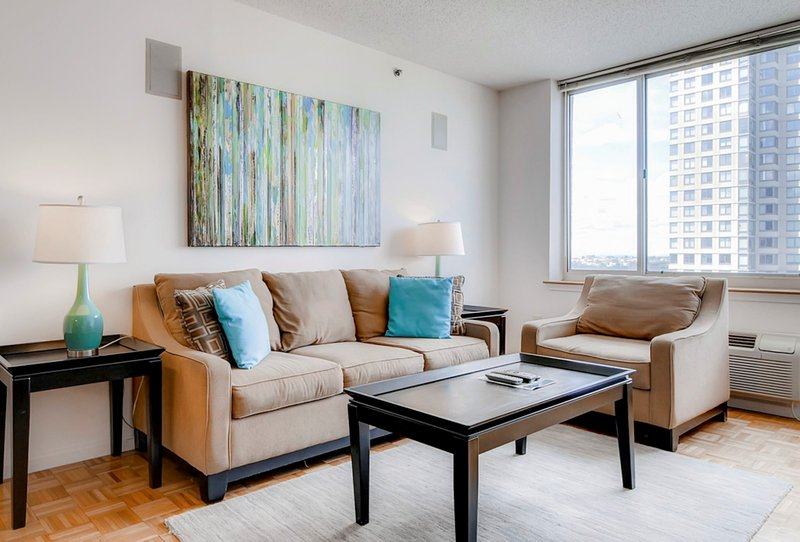 Global Luxury Suites at Washington, holiday rental in Jersey City