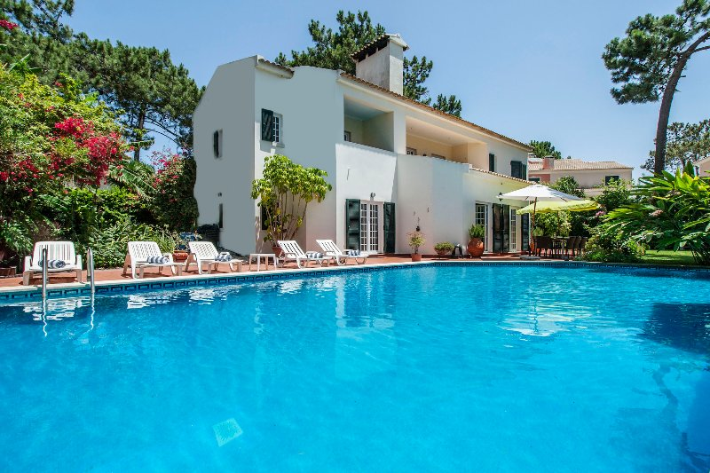 Villa Tropical, holiday rental in Setubal District