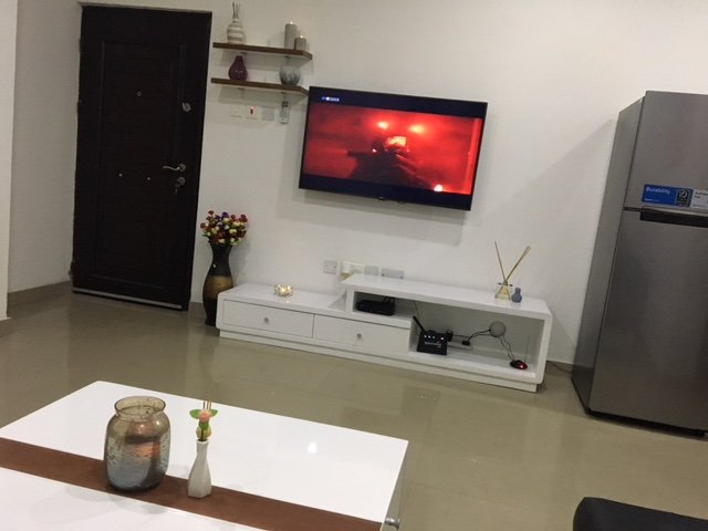 Cynthia's Modern, 1 Bedroom flat Lekki Phase 1, casa vacanza a Lagos