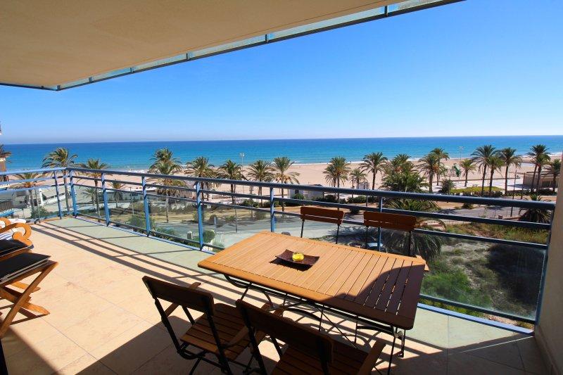 APARTAMENTO VISTA MAR, vacation rental in Sant Joan d'Alacant