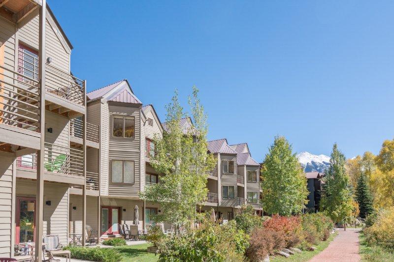 De Viking Lodge is gelegen in het prachtige Telluride, Colorado.