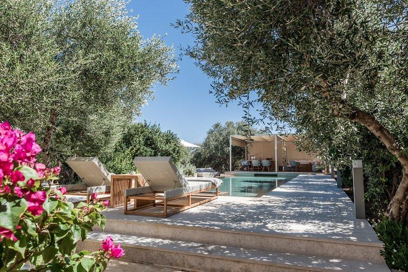 Villa Dimi , Near Sandy Beach  Kalathas Chania Crete, vacation rental in Kounoupidiana
