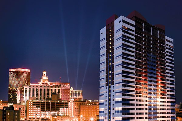 Wyndham Skyline Tower in Atlantic City NJ