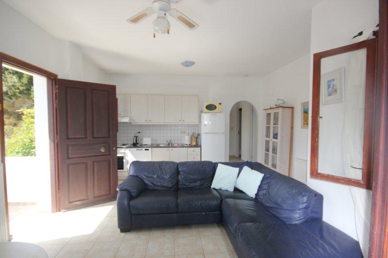 Upstairs Lounge/ Kitchen