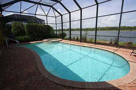 Pool/Spa View