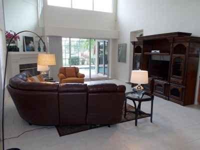 Alternate Living Room View