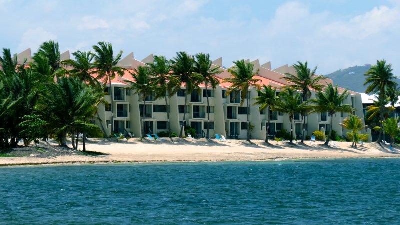 Blue Tranquility At Sugar Beach Condos St Croix Usvi