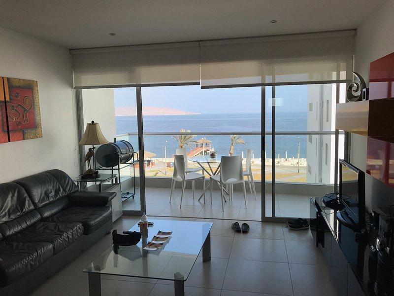 Condominio Las Velas, Paracas - Perú, location de vacances à Paracas