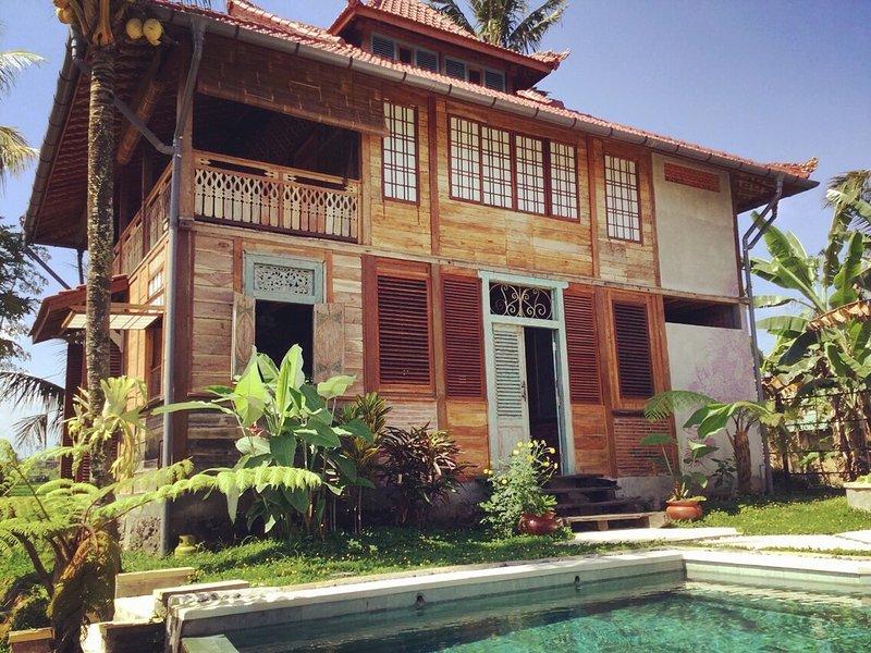 Pondok 108-Rumah Shoji, alquiler de vacaciones en Ubud