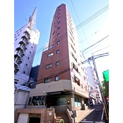 Monthly Apartment Tokyo 17 Type B [ 24sqm ] 6th floor, holiday rental in Nishiazabu