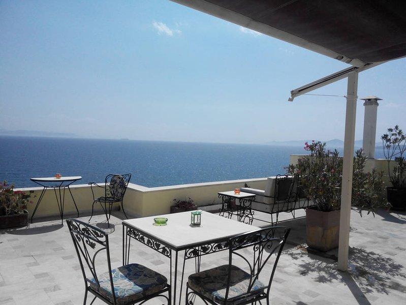 Faliron Bay View, holiday rental in Paleo Faliro