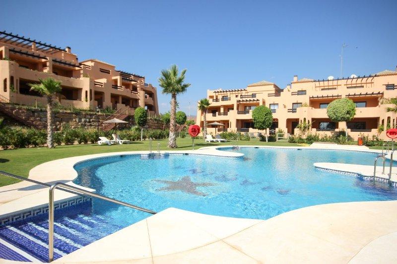 2023 - 2 bed apartment, Doña Julia, Casares Costa, Sabanillas – semesterbostad i Casares