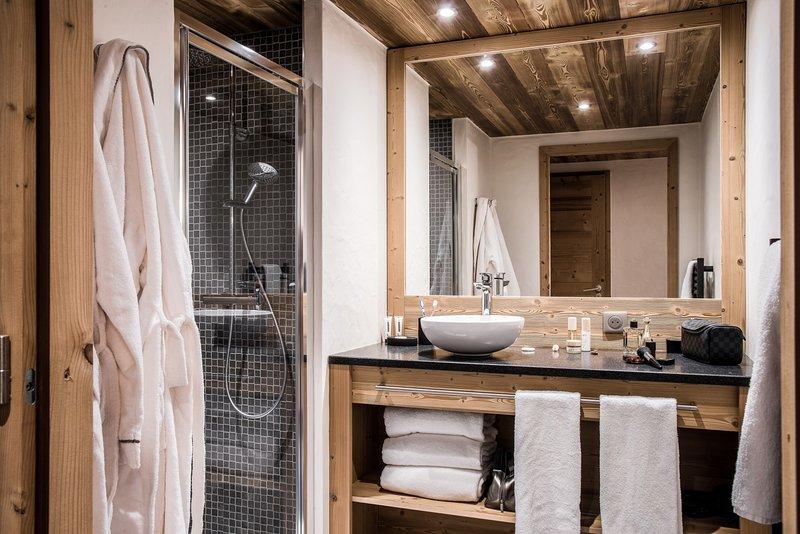 CLZ-Spacieux appartement 5* au pied des pistes ave, holiday rental in La Clusaz