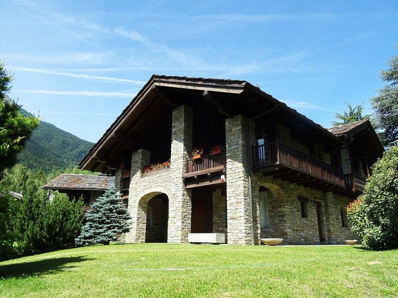 La Rouine, holiday rental in Verrand