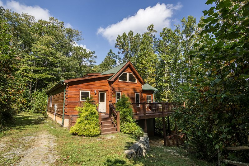 Falling Waters, vacation rental in Valle Crucis