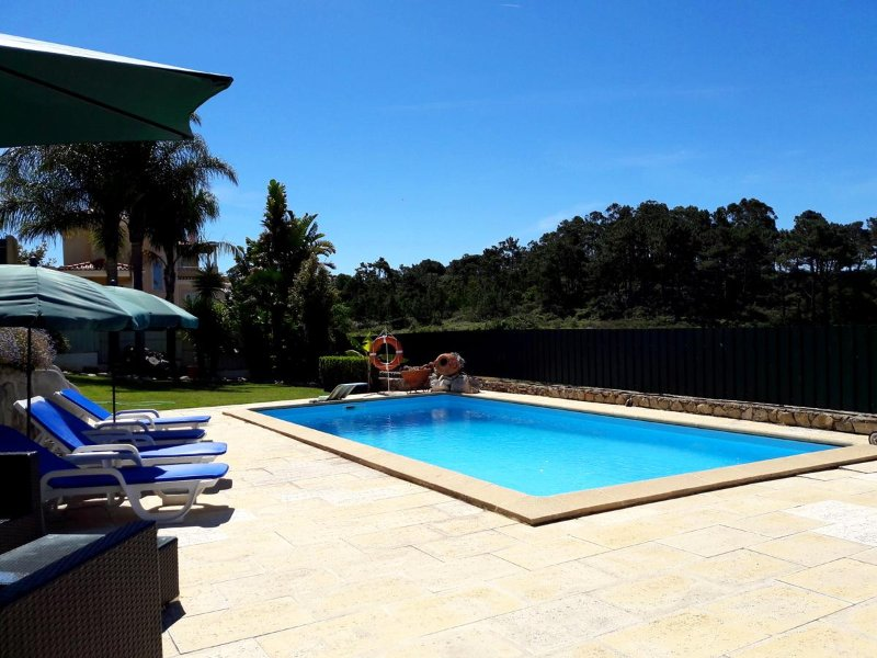 Stunning Villa Duas Vistas, holiday rental in Lisbon District
