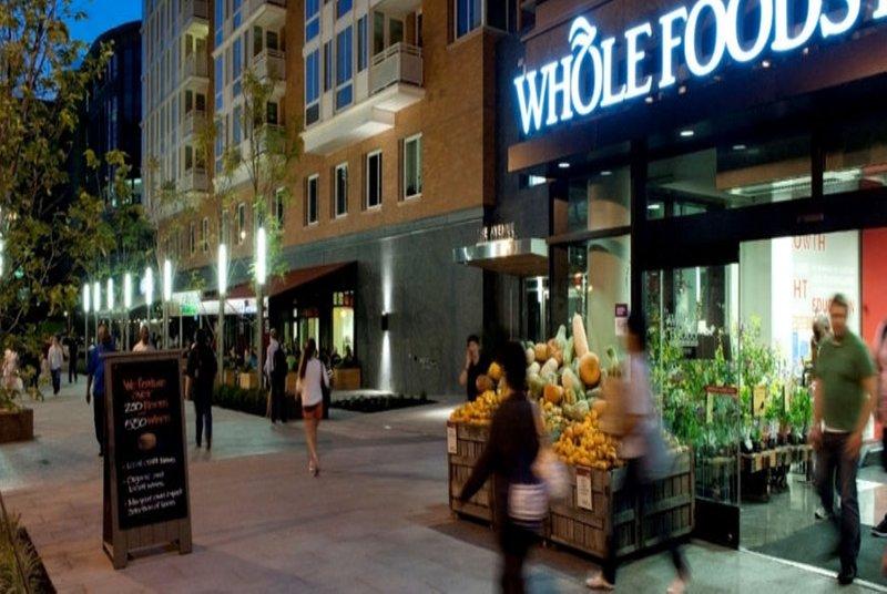 Whole Foods nelle vicinanze