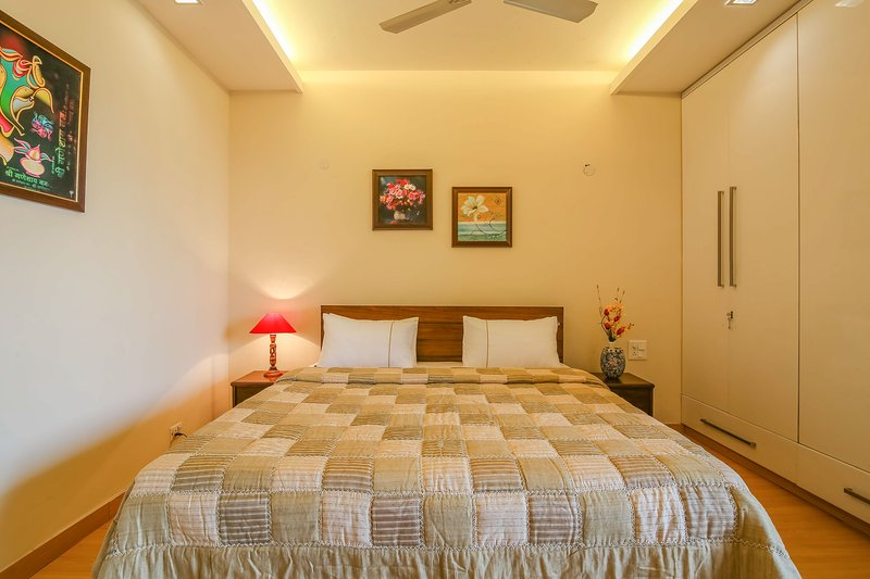 Our Aesthetically decorated Master Bedroom