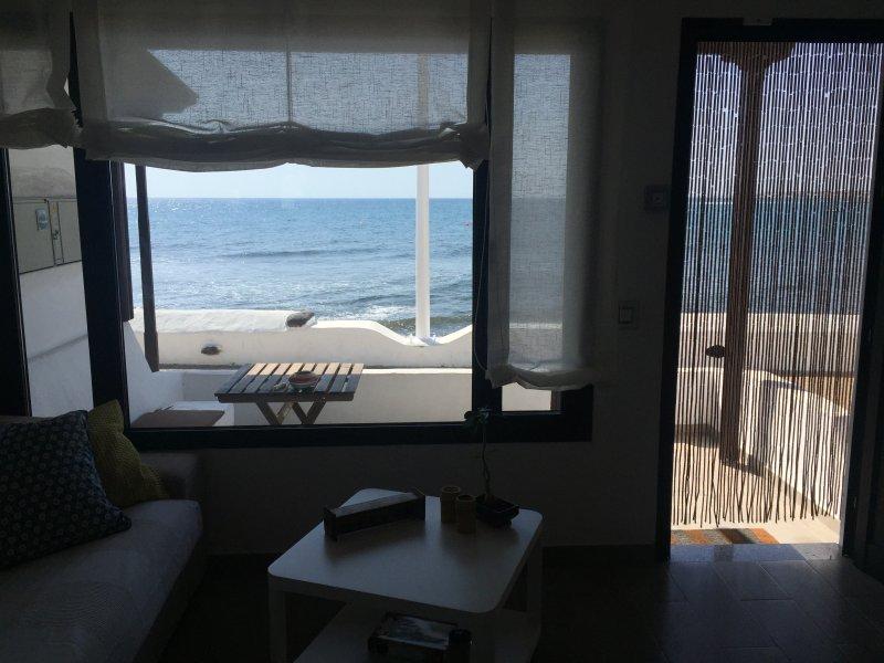 Apartamento Frente al Mar, holiday rental in Playa Honda