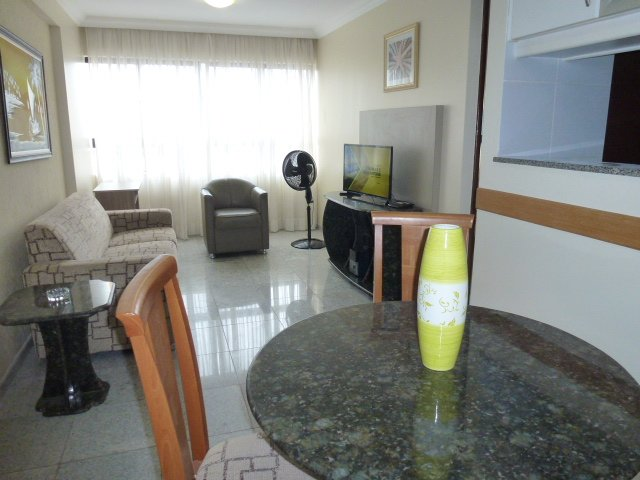 Golden Stone Apartment 1303, holiday rental in Recife