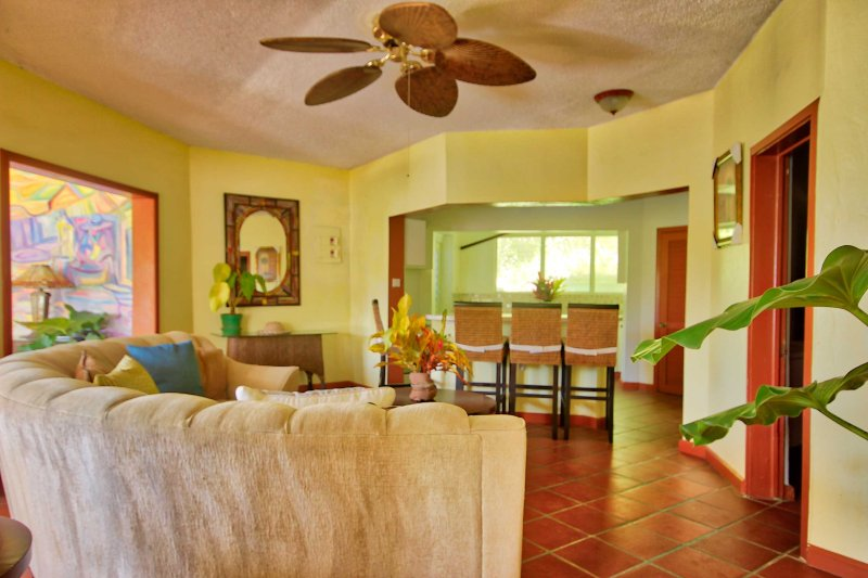 Take time away from the every day at No Rush Villa, holiday rental in Montserrat
