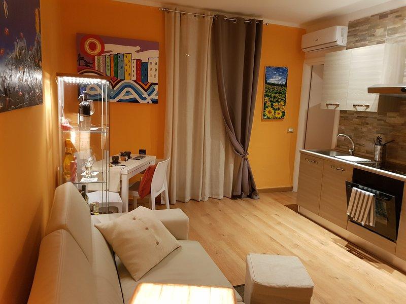 Sky-inn La Spezia centrale, alquiler de vacaciones en La Spezia