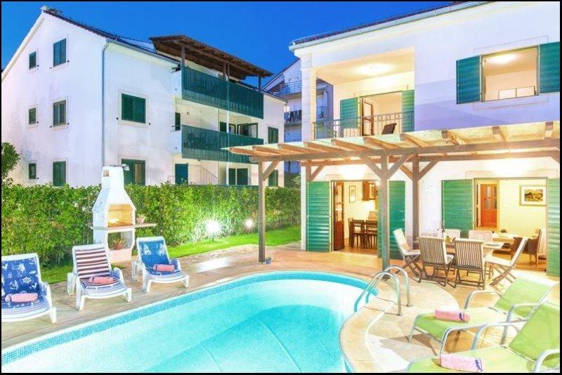 Villa met zwembad te huur, Hvar, eiland Hvar