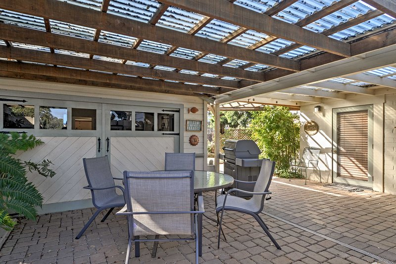 Cozy Arroyo Grande Cottage w/Patio - Near it All!, vacation rental in Nipomo