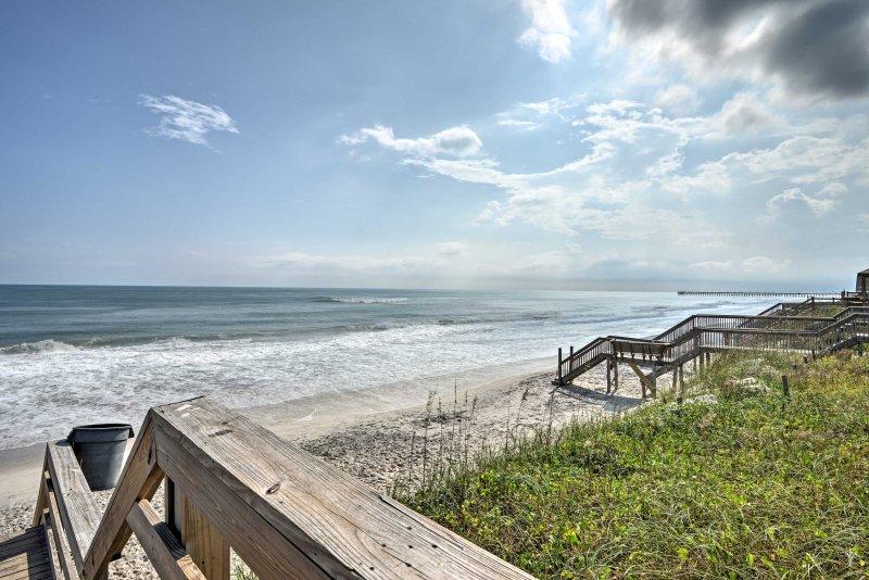 Este é o destino perfeito para a sua próxima escapadela praia!