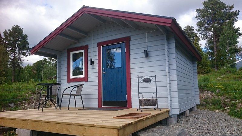 Fjällstuga för par i Ammarnäs; Svenska Lappland, vacation rental in Vasterbotten County