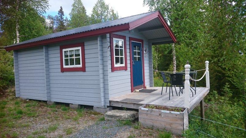 Fjällstuga för familjer i Svenska Lappland, holiday rental in Ammarnas