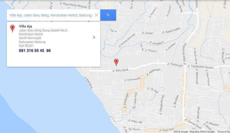 Bali Villa Aja è a pochi minuti dalla spiaggia, ottimi ristoranti e centri termali.