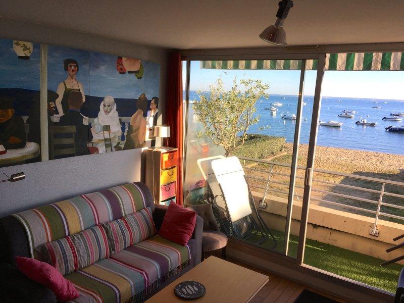 Arcachon Vue Mer De Votre Lit Has Terrace And Balcony Updated