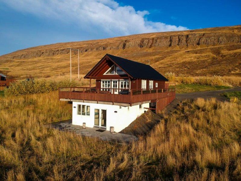 Vaðlahof summer House, location de vacances à Région nord-est